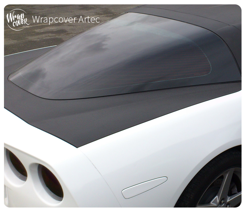 Full Wrapping Chevrolet Corvette C6 - Wrapcover Artec